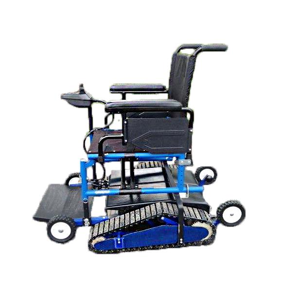 FT2 chenillette pour fauteul rouland pour handicapé
