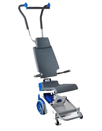 Location de monte-escaliers électrique autonome pour pmr et personnes handicapés