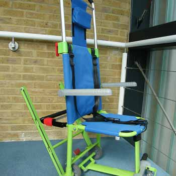 Location de chaise d'évacuation pour personnes à mobilité réduite