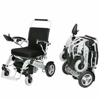location de fauteuil électrique pour handicapé et pmr, modèle Sorolla