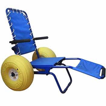 Location de fauteuil d'accès à l'eau pour piscine - Modèle JOB Piscine - Pour pmr et handicapés