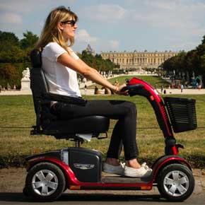 Location de scooter pour pmr et handicapés, partout en France