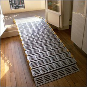 Rampes d'accès pmr et fauteuils